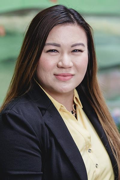 Lei Ann Contreras, LVN, CWCA